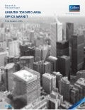 Toronto office market report q1 2016