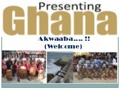 Tourism in-ghana by rajfinal