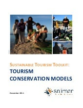 Sustainable Tourism Toolkit: Touris...