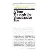 A Tour through the Data Vizualization Zoo - Communications of the ACM