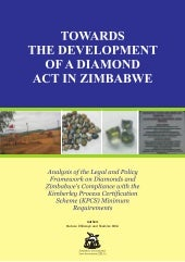 Towards a diamond act in zimbabwe.p...