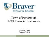 Town of Portsmouth 2009