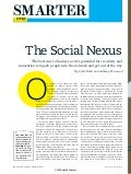 Smarter Cities: The Social Nexus