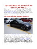 Toyota of Clermont will provide both new Scion FR-S and Scion tC