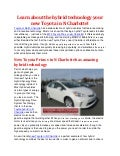 Toyota of N Charlotte offers hybrid vehicles!