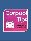 Toyota of North Charlotte's Carpool Tips!