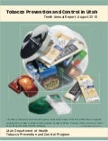 FY 2010 Annual Report-Tobacco Prevention and Control  Program