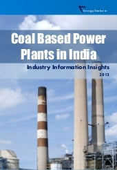 Coal Based Power Plants in India