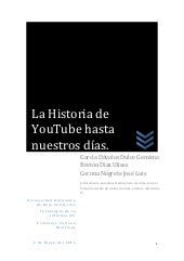 Trabajo youtube