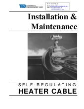 Trace Heating Cables Self Regulatin...