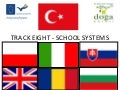 Track eight   school systems