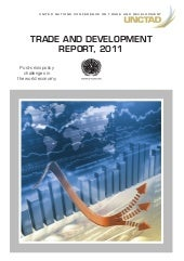 Trade and development report 2011