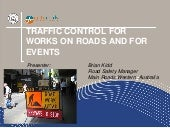 Traffic Control By Brian Kidd
