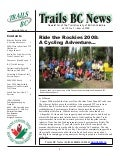 Trails Bc News 2009 01