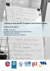 Training on Sustainable Transport a...