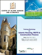Training workshop on islamic housin...