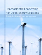 Transatlantic Leadership for Clean ...