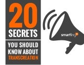 20 Transcreation Secrets