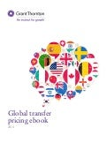 Global transfer pricing ebook 2014