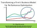 Transforming a Firm's Business Model for Performance Optimization