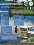 Poster34: Transformation of upland to irrigated rice through water harvesting in Costa Rica, Mexico and Nicaragua