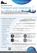 Transport and installation for offshore wind