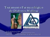Tratamento do Diabetes Mellitus