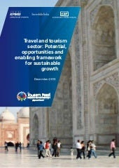 Travel and tourism sector: Potentia...