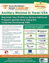 EyeforTravel - Ancillary Revenue in...