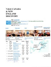 Travel Info April 2013