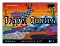 Curated Travel Quotes