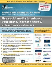 EyeforTravel - Social Media Strateg...