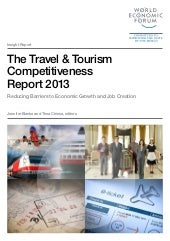 Travel & tourism competitiveness re...