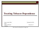 Treating Tobacco Dependence Revised 2