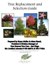 Tree Replacement & Selection Guide ...