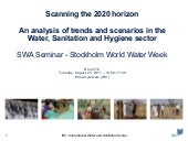 Trends analysis 2020horizon irc
