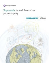 Trends in Middle Market Private Equity