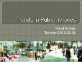 Tech Trends in Public Libraries OLA...