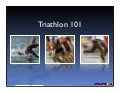 Triathlon 101 - Basics of the Olympic Sport