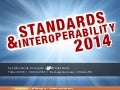 TriKonf 2013 - Standards and Interoperability