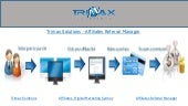 Trimax Solutions - Affiliates Referral Manager