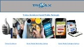 Trimax Solutions Social Media Packages