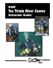 Tri mix instructor guide