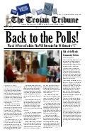 Trojan tribune march 11 edition