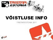 TriStar111 Estonia Race Briefing in...