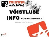 TriStar111 Estonia Relays Briefing ...