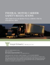 Truck Safety Regulations
