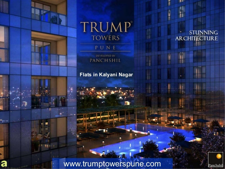 Trump tower à Pune