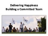 Hollie Delaney | Delivering Happiness | Trust Conference 2014