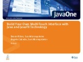Build Your Own Multi-Touch Interfac...